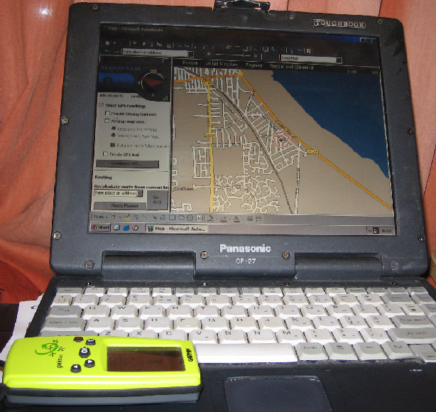 Ghetto Satnav